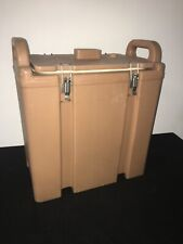 Cambro Tan Insulated Soupbeverage Carrier 350lcd 338 Gallon Capacity 1f