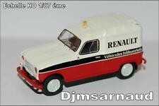 4 L Renault fourg Renault Véhicules Industriels éch HO 1/87 éme BREKINA SAI 2435