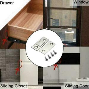 Invisible Magnetic Cabinet Suction Door Catch Cupboard Closer S3H7 Thi Lock Z4X3