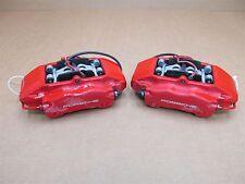 01 Boxster S Porsche L R FRONT BREMBO BRAKE CALIPERS 20706804 20706803 69,938