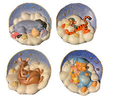 New Listing(4x) Bradford exchange disney Winnie The Pooh And Friends Collector's Plates