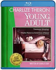 Young Adult~Charlize Theron (Blu-ray) NEW  **Free Shipping**