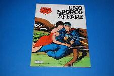 MISTER NO 16 Uno Sporco Affare, Sergio Bonelli Editore.