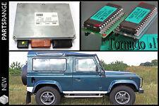 Land Rover D90 Defender ECU Performance Chipping Remap Mapping Upgrade Sagem V8