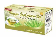 Mango Tropicale Foglia di tè verde, MIGLIORA L'IMMUNITA' , zucchero di controllo di disintossicare 20 Bags