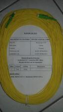 Jarretière Optique Monomode Simplex 9/125 Optronics SC-APC / LC-APC 70m NEUVE