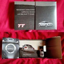 Rietze, Werbe Box Lufthansa und Audi, 2000, ohne Schokolade und Audi TT