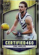 2017 Select Certified 460 (C67) Joel HAMLING Fremantle 051/460