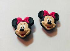 Minnie Mouse 3D PVC Shoe Charm Set