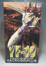 Hasegawa Macross 09 YF-19 MACROSS PLUS 1/72 Scale Kit