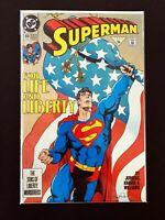 SUPERMAN #69 DC COMICS 1992 NM- 2ND SERIES