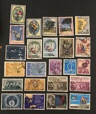 Italy postage stamps lot of 24  old               No