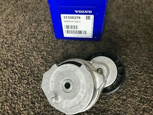 GENUINE VOLVO AUXILIARY DRIVE BELT TENSIONER TENSION PULLEY 31330379 XC60 V60