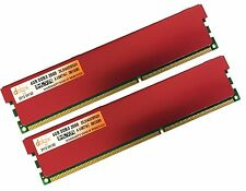 8GB 2x 4GB DDR3 2000MHz PC3-16000 DESKTOP Memory Non ECC 2000 Low Density RAM 8G