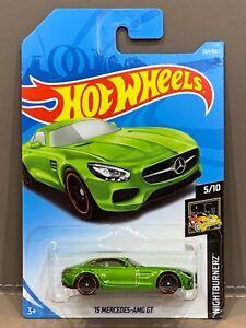 Hot Wheels '15 Mercedes-AMG GT L/C