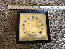 New listing Vintage Taylor Temperature Desktop Gauge