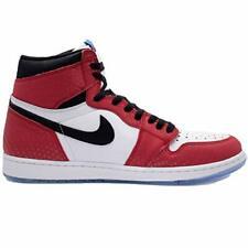 Nike Men's Air Jordan 1 'Origin Story' Red/White  555088-602 Basketball Shoes