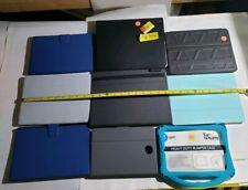 Open Box Customer Returns/Shelf Pulls 9 Tablet Cases Lot~Free Shipping