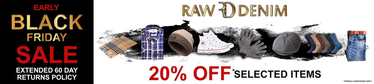 Raw Denim Outlet