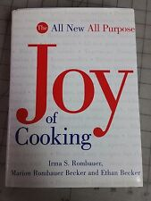 JOY OF COOKING-THE ALL NEW ALL PURPOSE-ROMBAUER BECKER & BECKER 1997 HB/JACKET
