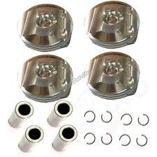 Engine Piston W Pin Fit For Mazda MX-5 CX-5 CX-3 CX-4 M3 M6 2.0L PEY4 PEY5 12-17