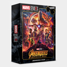 "Jigsaw Puzzles 1000 Pieces ""Avengers : Infinity War"" / Marvel / M1039"