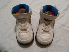Nike Jordan Shoes 4C Children/Toddlers Jordan AJF5 TD Black/Varsity (318611-162)
