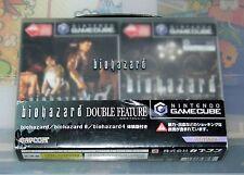 Biohazard Double Feature - Resident Evil - Gamecube Japanese - B