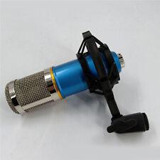 Professional Condenser Microphone Mic Shock Holder Studio Recording Bracket Q