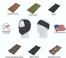 Face Mask Multi-use Tube Scarf Bandana Head Face Neck Gaiter Head Wear summer