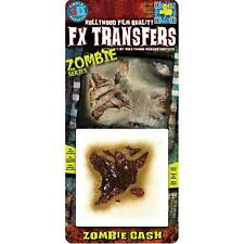 Tinsley Zombie Undead Cheek Gash Wound Costume Accessory Make-Up
