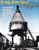 Nickel Plate Road Summer 2014 Locomotive Servicing Facilities Buffalo Conneaut