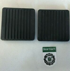 Bearmach Clutch & Brake Pedal Rubbers  Land Rover Defender 90 110 127 130 61K738
