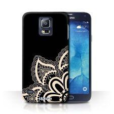 Housses et coques anti-chocs Samsung Galaxy S5 en toile pour téléphone mobile et assistant personnel (PDA)