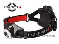 LED Lenser H7.2 Head Light Torch Joggers Cycling Hiking Fishing 250 Lumins 7297