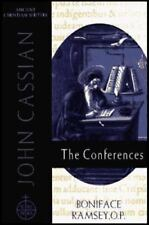 John Cassian : The Conferences (HC/DJ)  Ancient Christian Writers Series  NEW