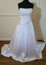 White Rose Wedding Dress Size 18