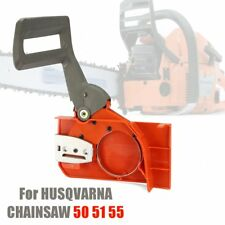 Plastic Chain Clutch Side Cover Brake Assy Cover For Husqvarna 50 51 55 Chainsaw