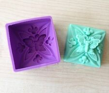 Thick Silicone BUTTERFLY Soap Candle Cake Chocolate Mold Mould Pan