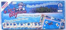 Le Jeu de Polynesie Tahitian Monopoly Style Board Game English Version VHF Rare