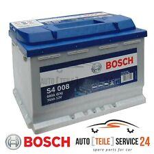Bosch batería de arranque s4 008 74ah 680a batería de coche batería para renault seat
