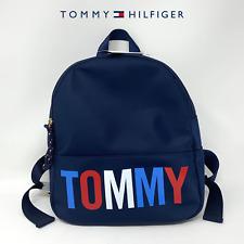Tommy Hilfiger Nylon Backpack for School/Travel - Navy Blue $88