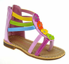 Summer Zip Shoes for Girls