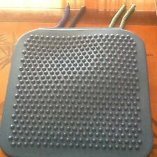 sensory cushion wedge shape made of high endurance vinyl and is inflatable