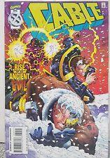 Marvel Comics X-Men Deluxe Cable No 30 April 1996 Rise  Of An Ancient Evil DE