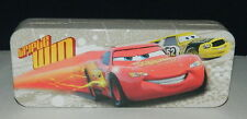 Walt Disney's Cars Characters Tin Catch All Pencil Case Style B, NEW UNUSED