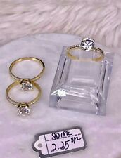 GoldNMore: 18K Gold Ring 1 pc