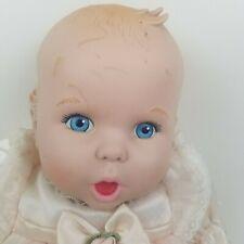 "Vintage ""Gerber Baby"" 17"" Vinyl Doll in original Pink Dress 1994 Toy Biz Inc"