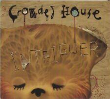 CROWDED HOUSE Intriguer   CD + DVD Neuware USA