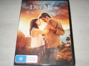 DIRT MUSIC DVD R4 NEW/SEALED